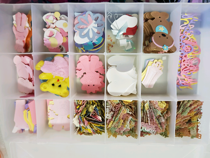 Card card Die Cuts for scrapbooking or card making