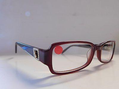 Genuine Designer Glasses Eyeglasses Frames Baby Phat Mod. 232 Burgundy 958