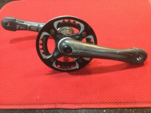 Specialized S-Works Carbon Crank OSBB 175mm Crankset with Bottom Bracket bearing