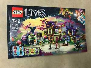 Lego 41185 Elves Magic Rescue from the Goblin Village - Brand New