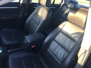 LEATHER SEATS FOR JETTA