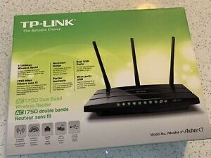 TP-Link AC 1750 Dual Band Wireless Router