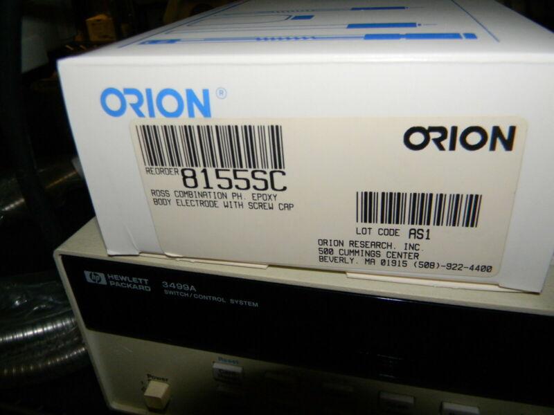 Thermo Scientific Orion 8155SC Ross Combination pH Electrode, Body: Epoxy, pH