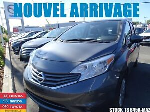 2016 Nissan Versa Note |1.6 S|AIR CLIM|BLUETOOTH|AUTOMATIQUE|