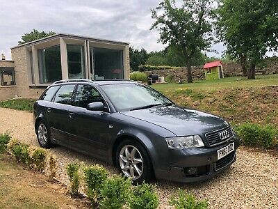 Audi A4 AVANT, 2.5 TDI 180 QUATTRO SPORT,6 SPEED MANUAL IN GREY,FULL LEATHER 4X4