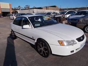 2004 Holden Commodore VY Executive Sedan Mitchell Gungahlin Area Preview