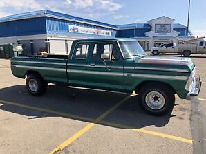 Ford F-150 supercab 460 1976