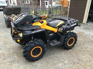 2016 can am xtp 850