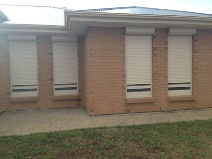*ROLLER SHUTTERS* Supply- -Install-Service & Repairs Adelaide Region Preview