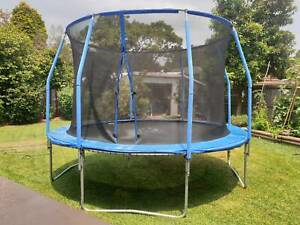 Kids Trampoline 10ft (3m) Springless and Netted