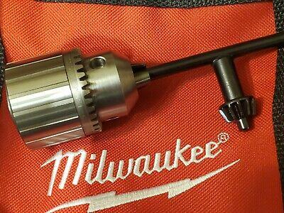 Milwaukee Chuck Wkey 48-66-1355 12 5374-11101-10234-1 Heavy Duty Magnum
