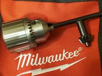 "Milwaukee 42-66-1006 1//2/"" Chuck fits 2704-20 replaces 42-66-2707 /& 42-66-2706"