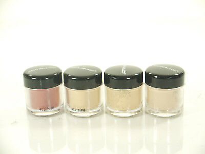 young blood mineral cosmetics first steps sampler 4 pcs + gift