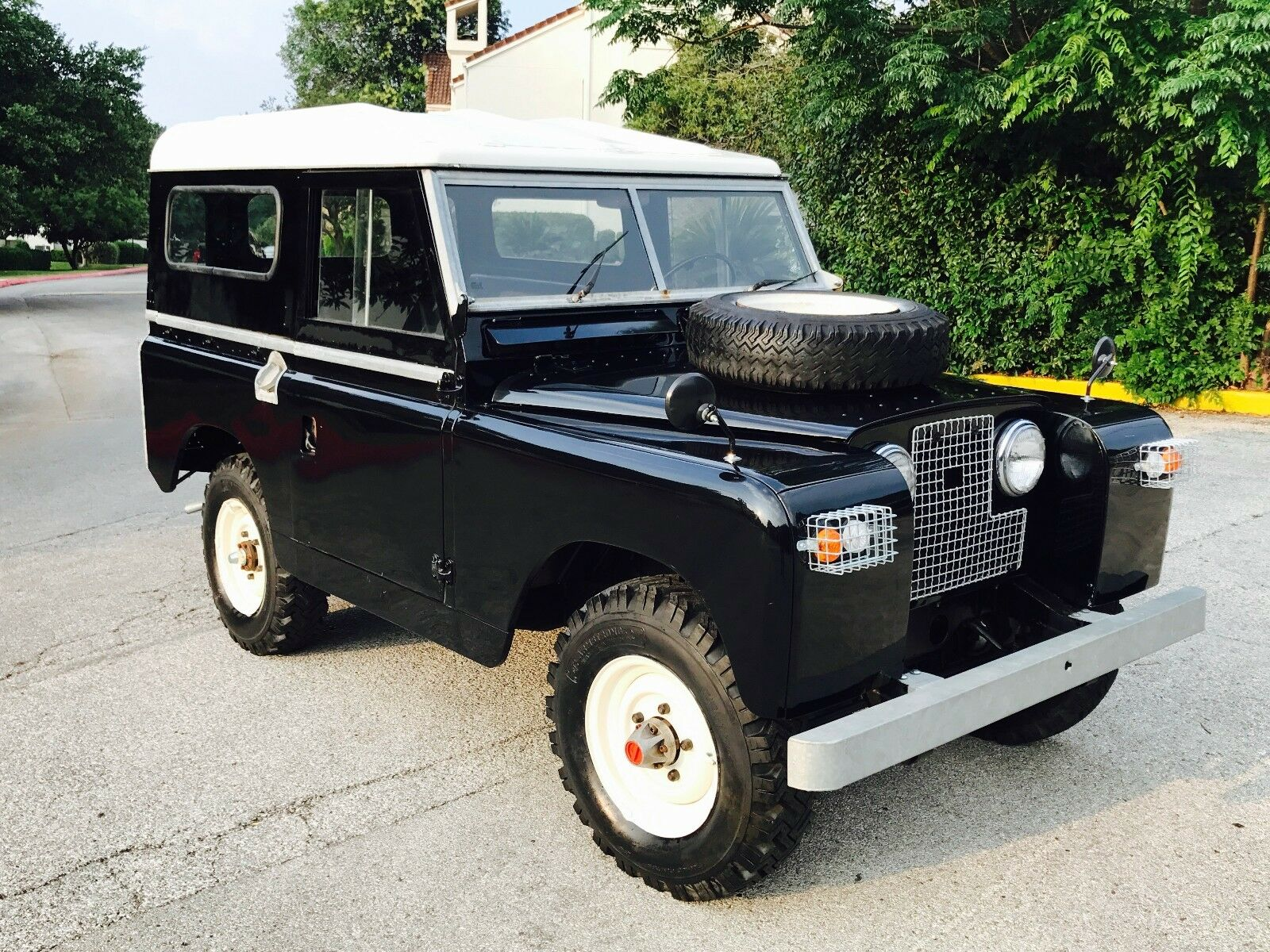 1967 Land Rover Defender Series 2a: 1967 Land Rover Series  2a , completely  Restored