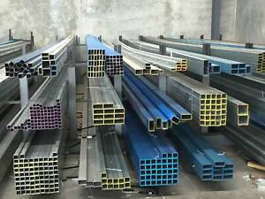 STEEL SUPPLY  -  RHS SHS Tube Pipe Angle Flat Plate and MORE!!!