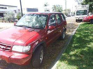 2000 Kia Sportage Wagon has RWC Bungalow Cairns City Preview
