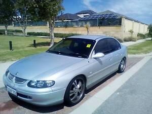 1998 Holden Calais Sedan Jindalee Wanneroo Area Preview