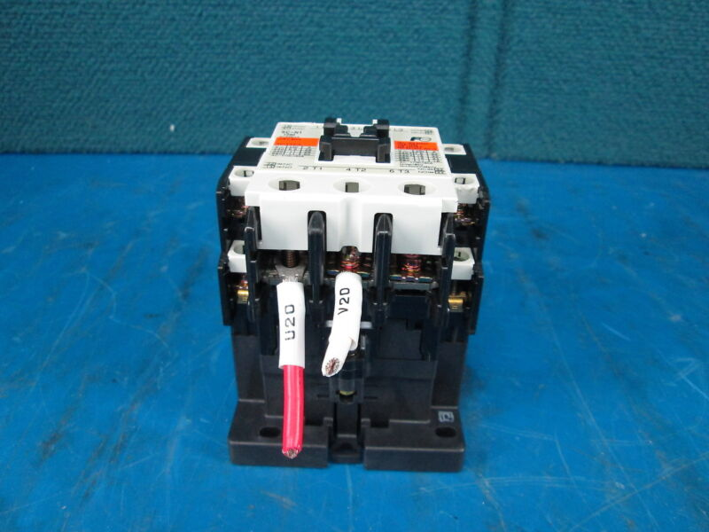 Fuji Electric FA Model SC-N1 Magnetic Contactor SC25BAA