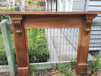 Victorian Fireplace Mantle and Suround