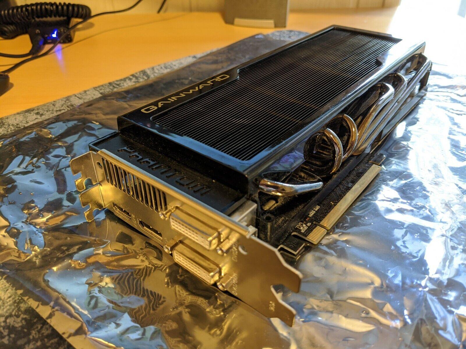 Grafikkarte Gainward gtx 580 GeForce Phantom