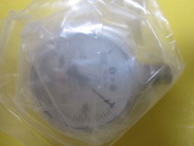 Data Inst. High Purity Pressure Gauge Cleanrm 0-3000 Psi 14 Mnpt Pg1lm3000