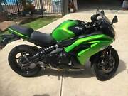 2013 Kawasaki 650L ABS (LAMS) Manningham Port Adelaide Area Preview