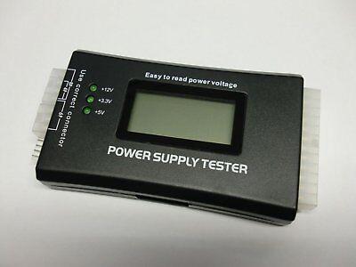 ATX Netzteil Testgerät mit LCD Display #e816