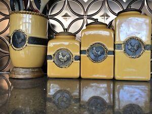 Ensemble pots céramique
