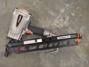 Paslode PowerMaster Plus F350S Nailer