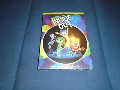 Inside Out  Dvd  2015