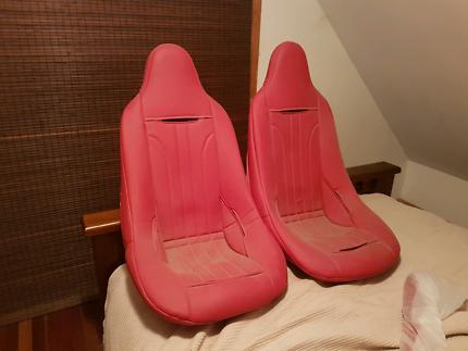 Lx Torana leather interior