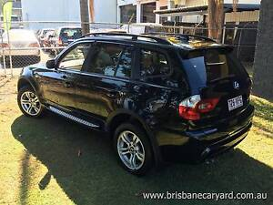 2006 BMW X3 Wagon Yeerongpilly Brisbane South West Preview