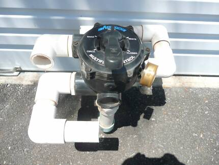 Multi Port Valve to suit Pool or Spa Filter