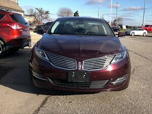 2013 Lincoln MKZ Reserve /AWD/NAVI/SUNROOF/LEATHER/BLIND SPOT