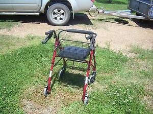 WHEELIE WALKING AID Inverell Area Preview