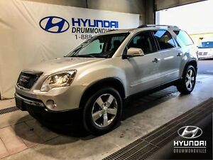 GMC ACADIA SLT1 AWD + 7 PASSAGERS + CUIR + TOIT + MAGS + WOW !