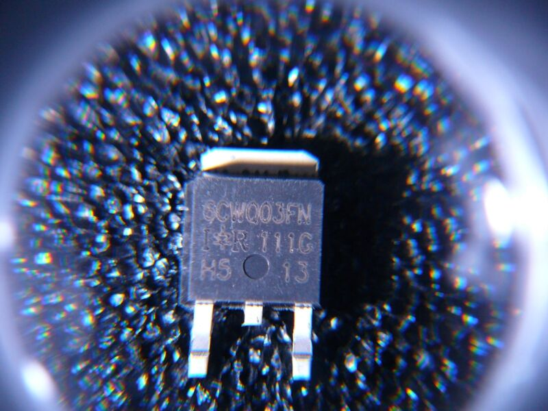 INTERNATIONAL RECTIFIER 6CWQ03FN 30V/7A Schottky Rectifier Common Cathode 10/Pkg