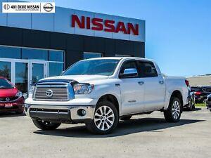 2013 Toyota Tundra 4X4 PLATINUM|LEATHER|HTD+COOLED SEATS|BACKUP
