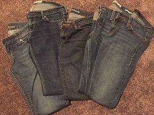 Womens jeans and capris $5