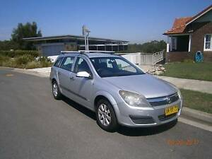 2006 Holden Astra Wagon AUTOMATIC Woolloomooloo Inner Sydney Preview