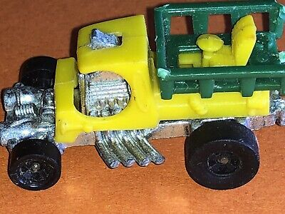 1972 Hot Wheels Zowees Car Bumble Seat Mattel
