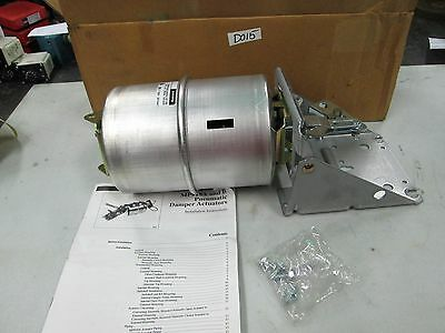 Honeywell Damper Actuator Hp918b 1063 Pn 20398 Spring Range 3-7 Psi Nib