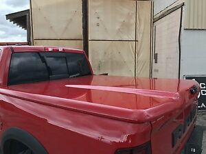 Ram Hard Tonneau Flame RED 5.7 box Undercover Elite LX 09 - up