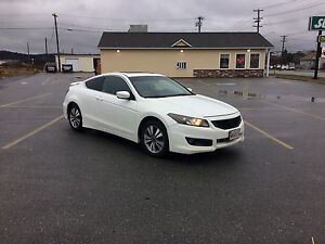 2008 accord coupe exl
