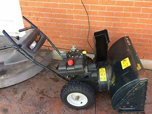 Snowblower  $250