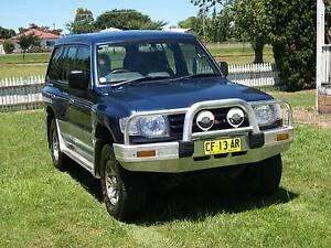 1999 Mitsubishi Pajero Wagon Guyra Guyra Area Preview