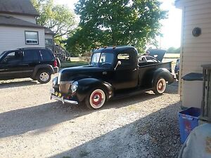 Ford pickup 1941