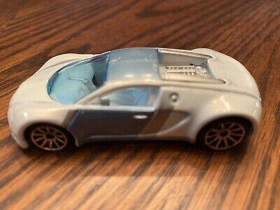 🔥HOT WHEELS🔥 2007 Mystery Car Bugatti Veyron White