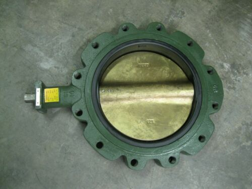 "14"" Crane Center Line 200 Lug Butterfly Valve DI/Al Brz/EPDM NEW Z6 (2606)"