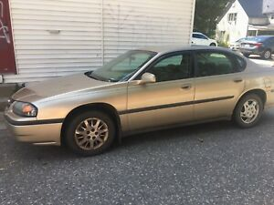 04 Chevrolet Impala/very reliable 700 OBO